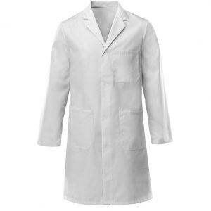 Adult White Lab Coat
