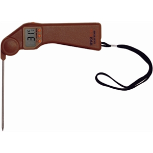 Hygiplas Easytemp Thermometer. Brown (General use)