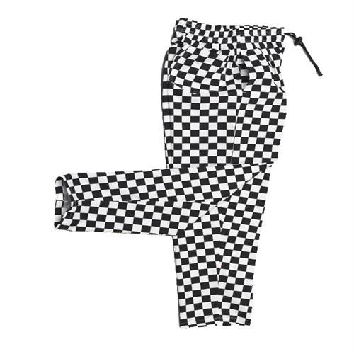 Chefs checked trousers
