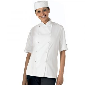 Denny's Slim Fit Lightweight Chefs Jacket