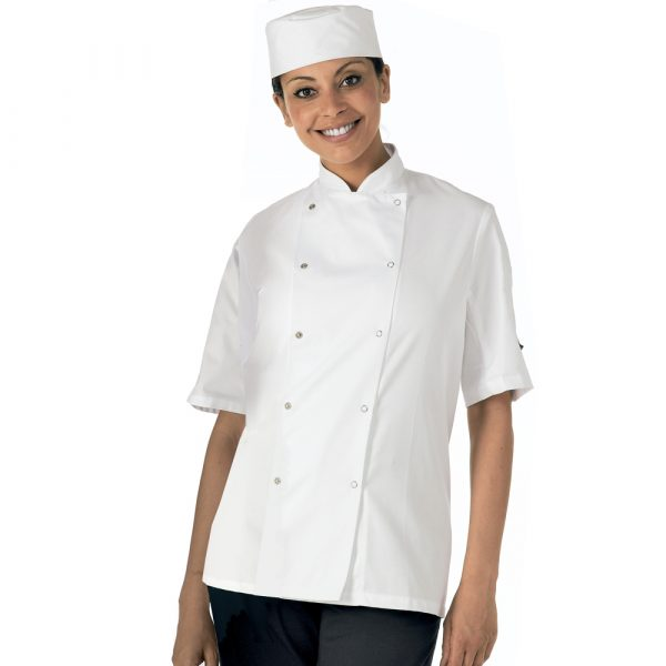 Denny's Slim Fit Lightweight Chefs Jacket
