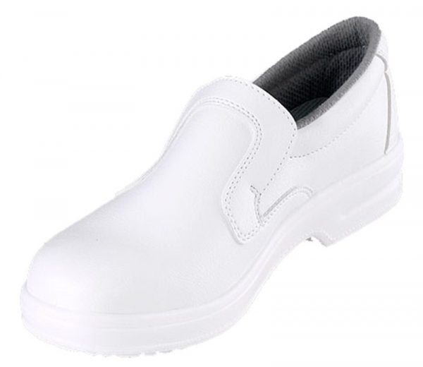 Micro Fibre Slip on safety shoes