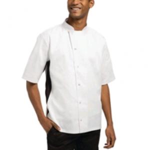 Nevada Black and White Chefs Jacket
