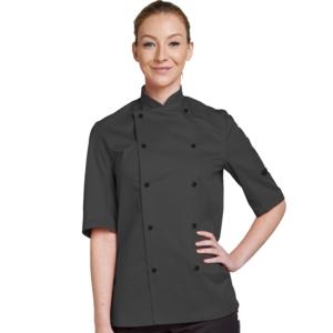 Short Sleeve Technicolour Chefs Jackets (various colours)