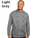 Long sleeve Technicolour Chefs Jackets (various colours)
