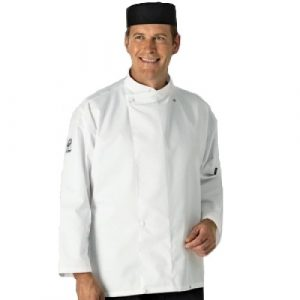 Le Chef Academy tunic with two way fastening (Long sleeved)