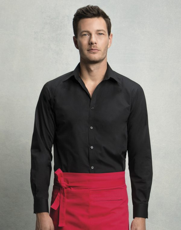 Men's Long Sleeved Bar Shirt