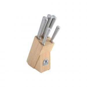 Sabatier 5 Piece Knife Block