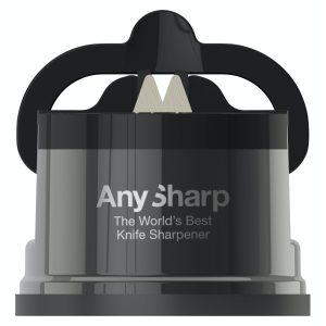 AnySharp Pro Brass Knife Sharpener
