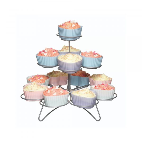 Sweetly Does It Wire Cupcake Tree for 13 Cakes