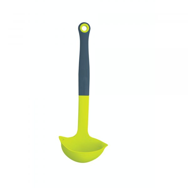 Colourworks Brights Silicone-Headed Soup Ladle