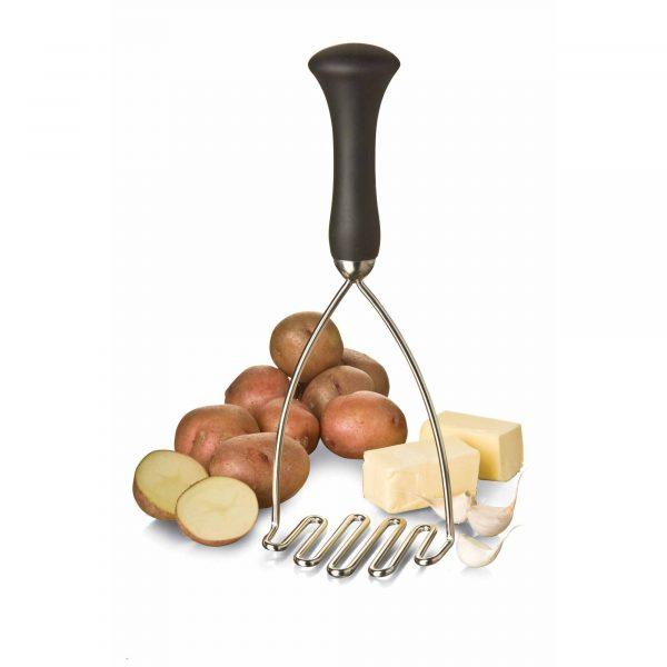 Amco Stainless Steel Potato Masher