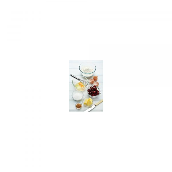 KitchenCraft Set of 4 Glass Condiments & Preparation Bowls