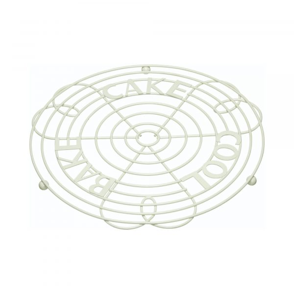 Sweetly Does It Decorative Wire Cake Cooling Rack
