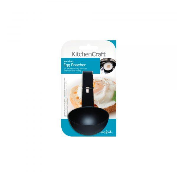 KitchenCraft Large Single Non-Stick Egg Poacher Cup