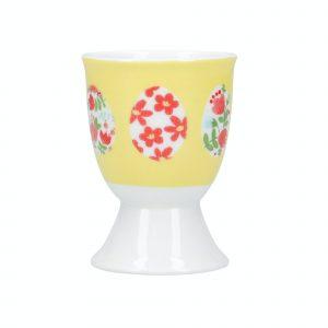 KitchenCraft Eggs Porcelain Egg Cup