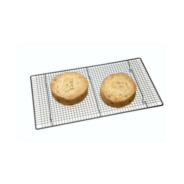 MasterClass Non-Stick 46cm x 26cm Cooling Tray