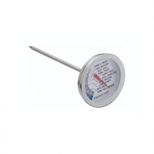 KitchenCraft Stainless Steel Meat Thermometer