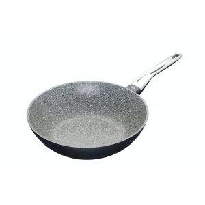 MasterClass Stir Fry Pan / Wok For Induction Hob