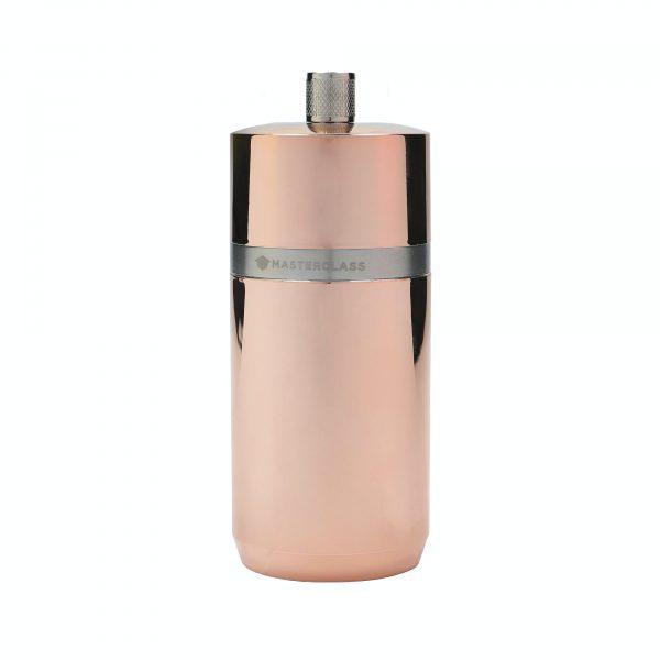 MasterClass Salt or Pepper Mill (12cm) - Copper Finish