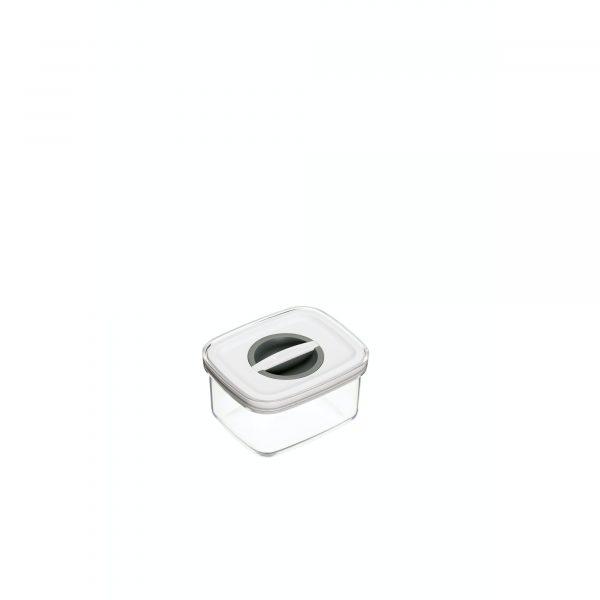 MasterClass Smart Seal 560ml Rectangular Food Container